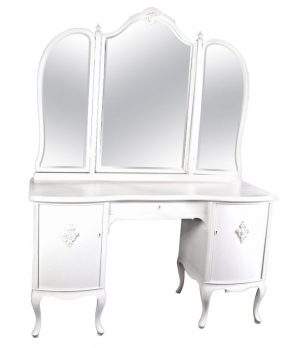 antique swedish 3 mirror dressing table gustavian 1800s
