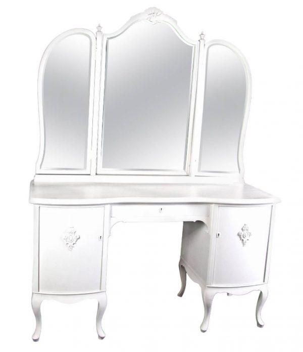 antique swedish 3 mirror dressing table gustavian 1800s