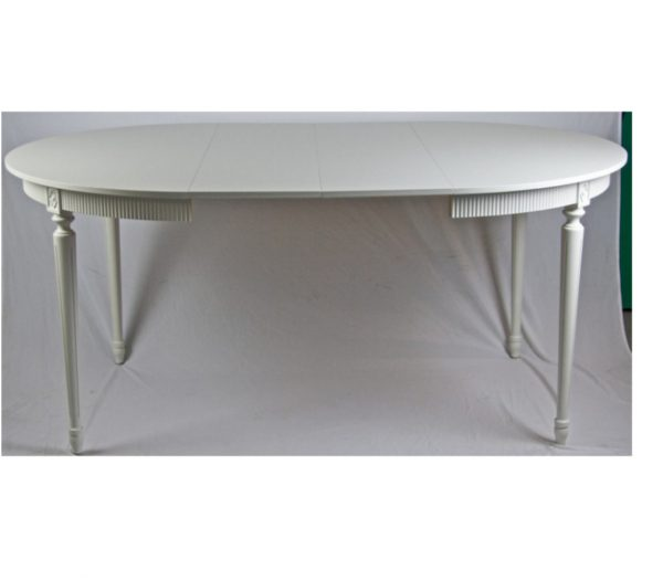 swedish gustavian dining table for sale 1