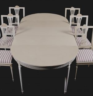 230cm swediosh extendable dining table