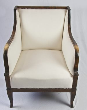 Early 1900s Biedermeier Armchairs