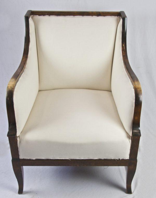 Early 1900s Biedermeier Armchairs