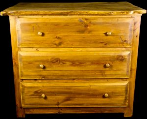 Handmade Bespoke Antique Oak  Drawers Commode Tallboy