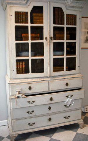 Handmade Bespoke 2 Door Rococo Armoire