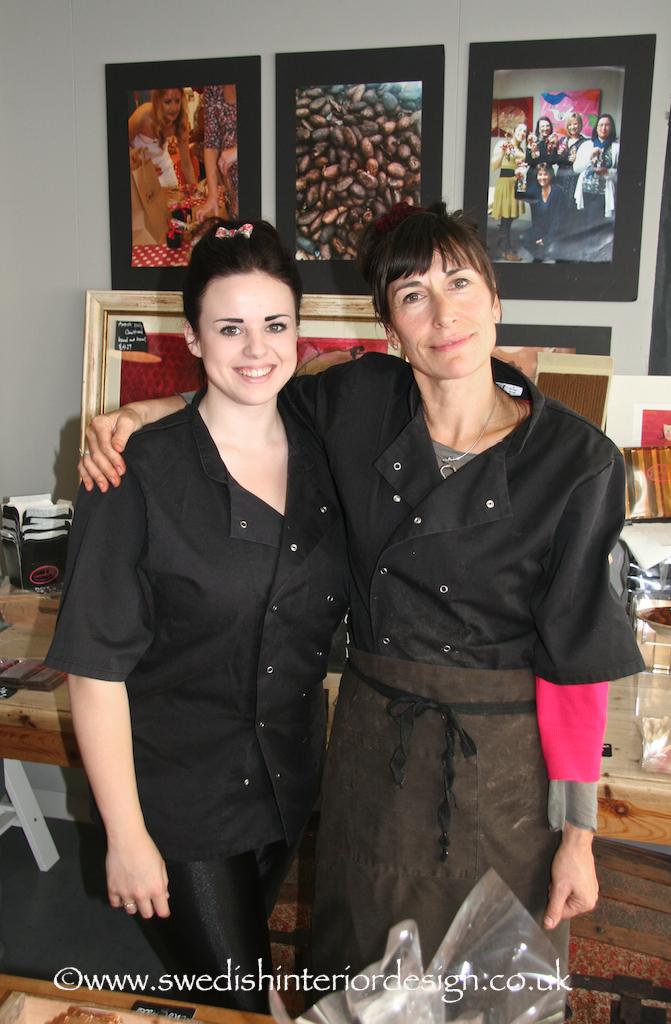 Fiona and ChocoHolly's Holly Caulfield