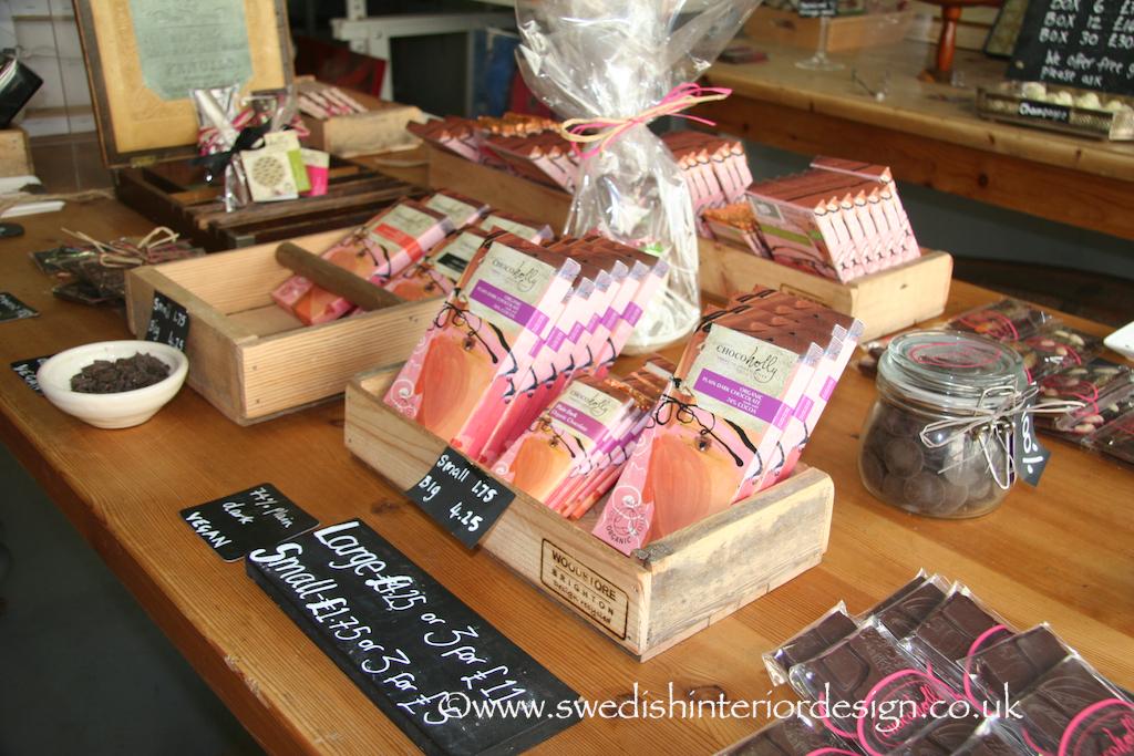 chocoholly organic chocolates