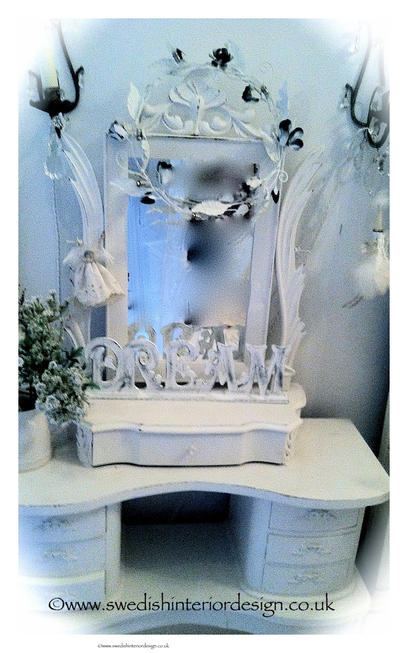 gustavian dressing table for sale