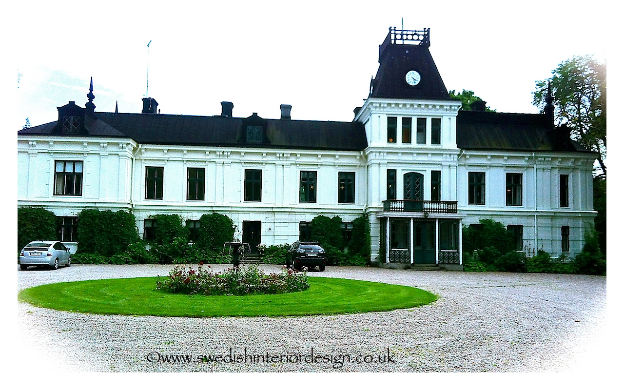 swedish manor house