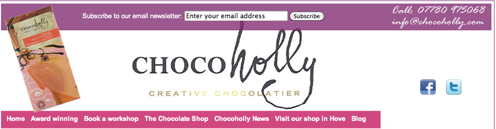 chocoholly contact details