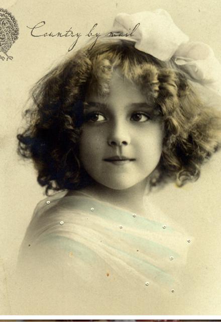 antique child foto