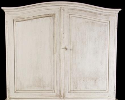 gustavian style wall cabinet