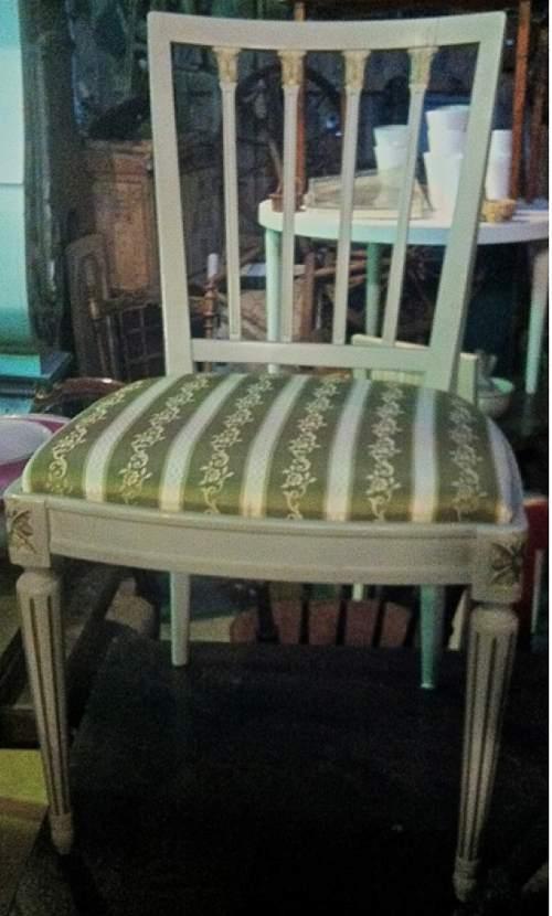 leksand dining chair