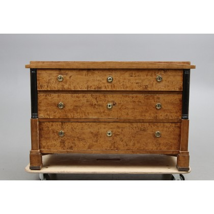 antique swedish biedermeier drawers