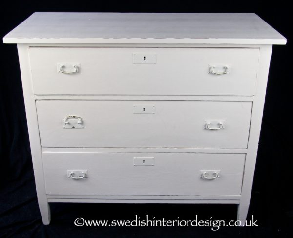 DR14 late 1800s Gustavian Drawers