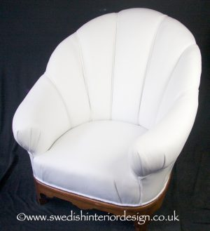 AR15 Art Deco Armchair