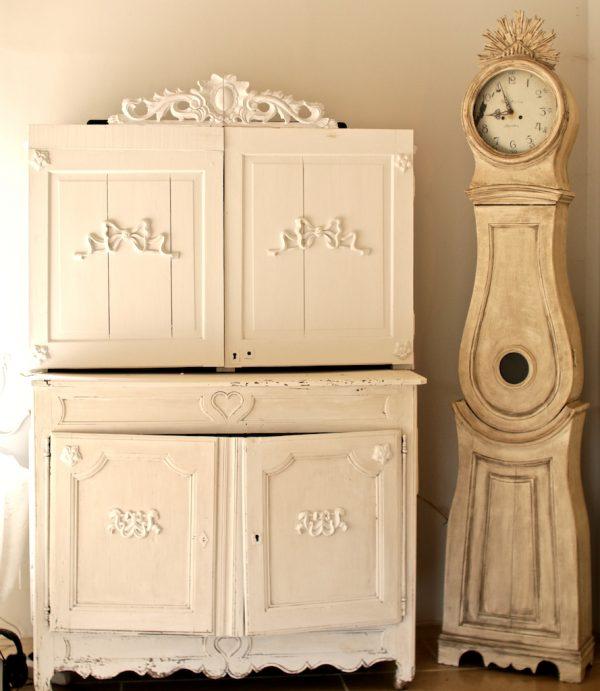 Bespoke handmade Painted TV Cabinet