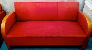 SF32 Swedish Antique Art Deco Sofa