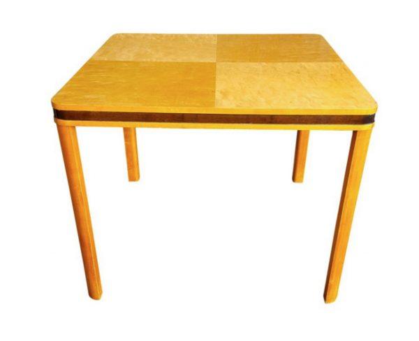 Art Deco Biedermeier Table 1920s 19302 1940s Swedish Antique