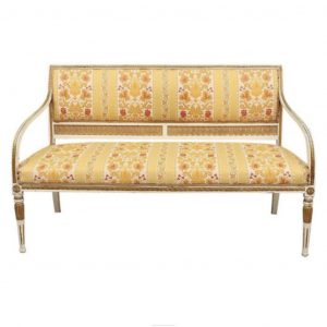 antique swedish gustavian sofa 5