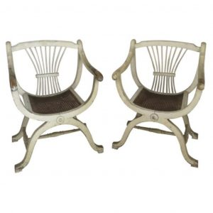 antique gustavian chairs 1