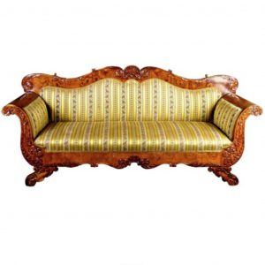 antique swedish biedermeier sofa 6