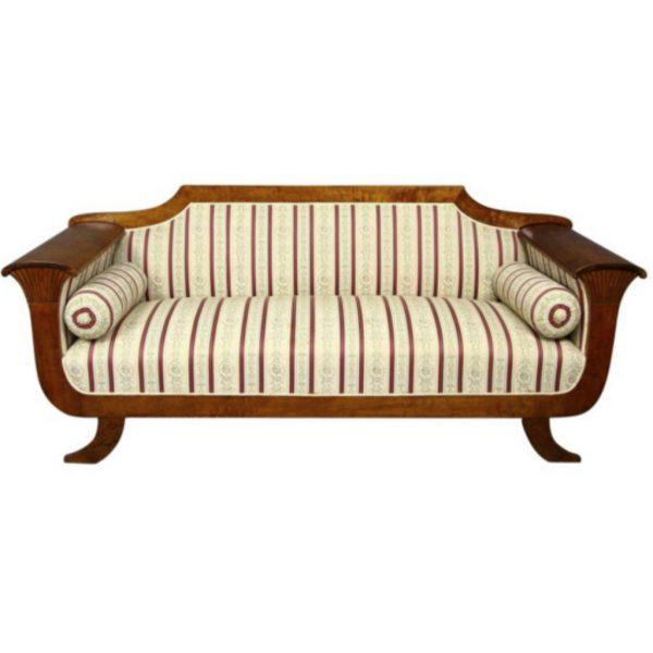 antique swedish biedermeier sofa 5