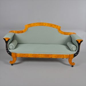 SF48 swedish biedermeier sofa 190cm 1800s
