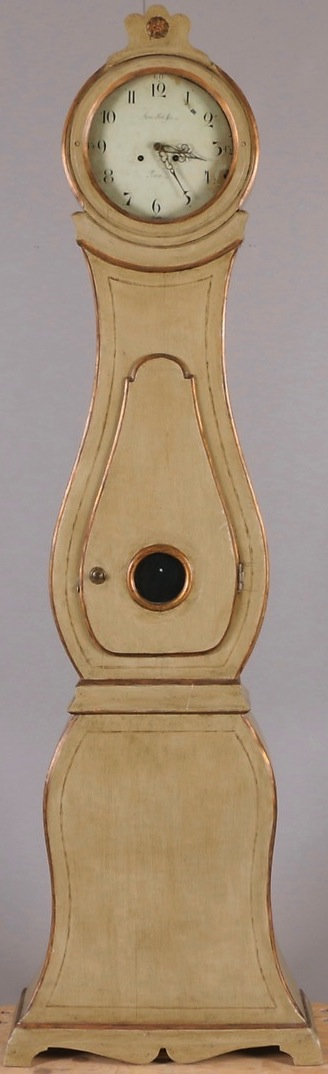 mora mc135 clock swedish antique