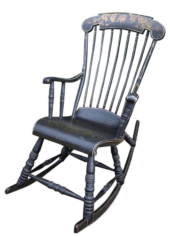 angel MOTIF gungstol rocking chair rocker