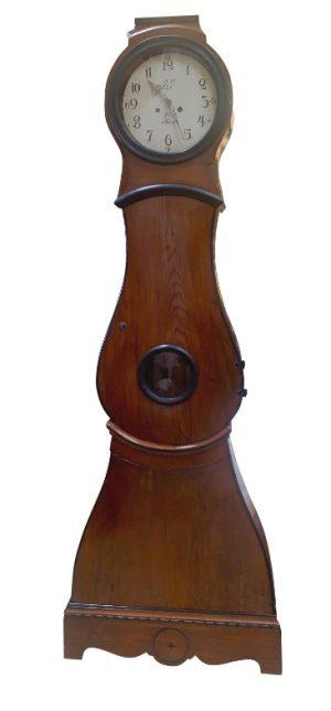 MC208 biedermeier antique mora clock 210cm