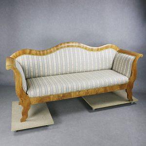 sf52 antique swedish biedermeier sofa